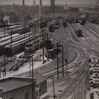 Rail switching yard in Cabbagetown.jpg